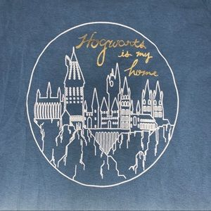 Warner Bros. Tops - Harry Potter Ombré Long sleeve